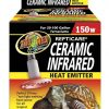Zoo Med Ceramic Heat Emitter 50-100gal 150 watt