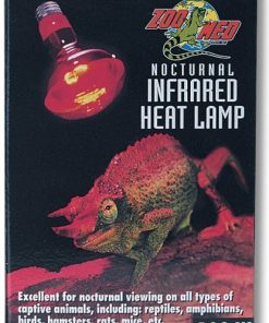 Zoo Med Nocturnal Infrared Heat Lamp 100W
