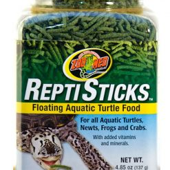 Zoo Med Repti Sticks Floating Aquatic Turtle Foods 4.85oz