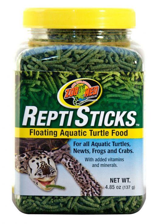 Zoo Med Repti Sticks Floating Aquatic Turtle Foods 4.85oz