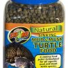 Zoo Med Natural Sinking Mud & Musk Turtle Food 10oz