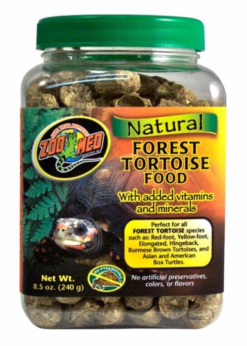 Zoo Med Natural Forest Tortoise Food 8.5oz