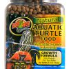 Zoo Med Natural Aquatic Turtle Food Growth Formula 7.5oz