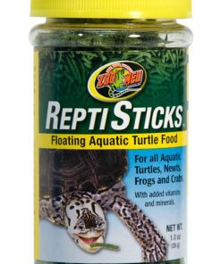 Zoo Med Repti Sticks Floating Aquatic Turtle Food 1oz