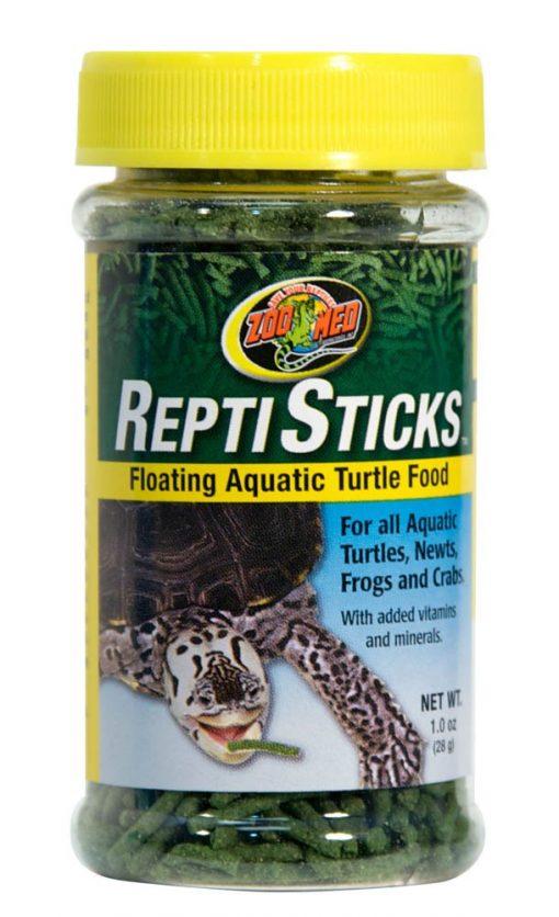 Zoo Med Repti Sticks Floating Aquatic Turtle Food 1oz
