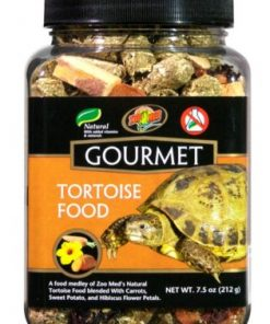 Gourmet Tortoise Food 7.5 oz