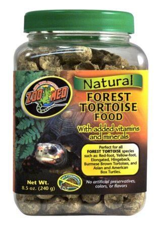 Natural Forest Tortoise Food 8.5 oz