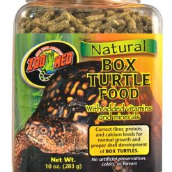 Natural Box Turtle Food 10 oz