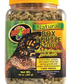 Natural Box Turtle Food 10 oz
