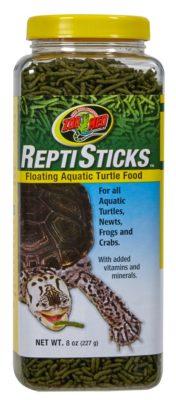 ReptiSticks™ Floating Aquatic Turtle Food 8 oz
