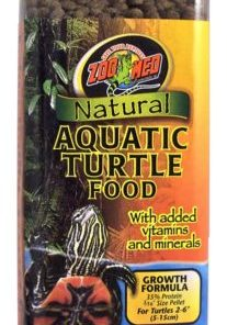Natural Aquatic Turtle Food – Growth Formula 13 oz