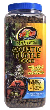Natural Aquatic Turtle Food – Growth Formula 13 oz