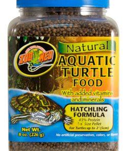 Natural Aquatic Turtle Food – Hatchling Formula